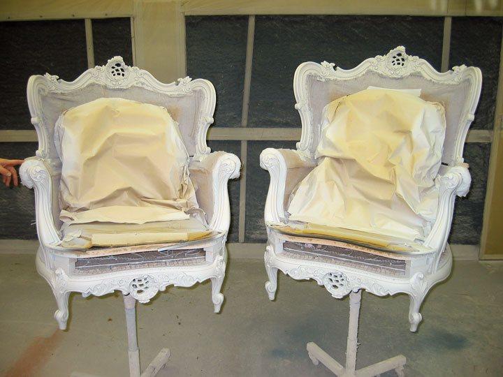 stoelen opknappen meubelspuiterij eurobord