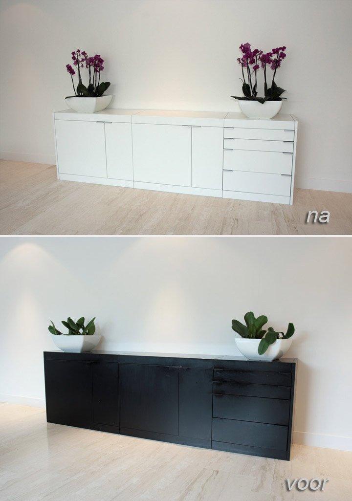 Oude slaapkamer verven interieur meubilair idee n for Auto interieur verven