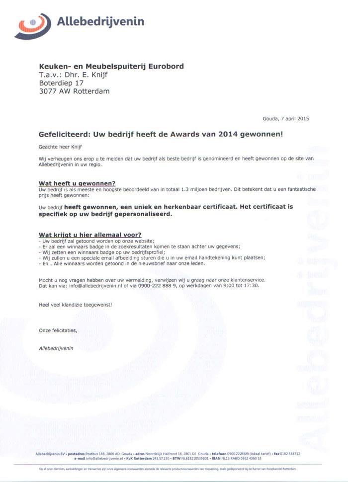Keukenrenovatie Offerte : Meubelspuiterij Eurobord Rotterdam Spuiten van meubels