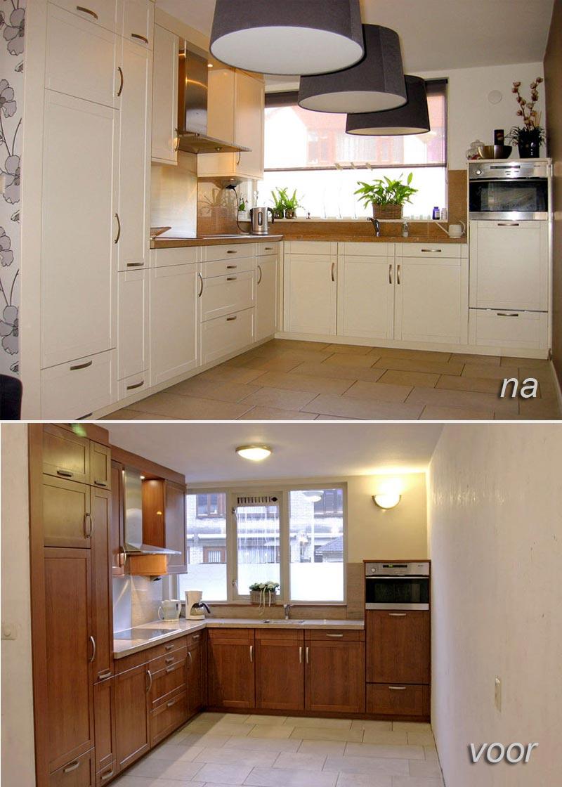 Keuken Schilderen Kosten : Keuken spuiten is een hoofdactiviteit binnen ons bedrijf. Keukens van