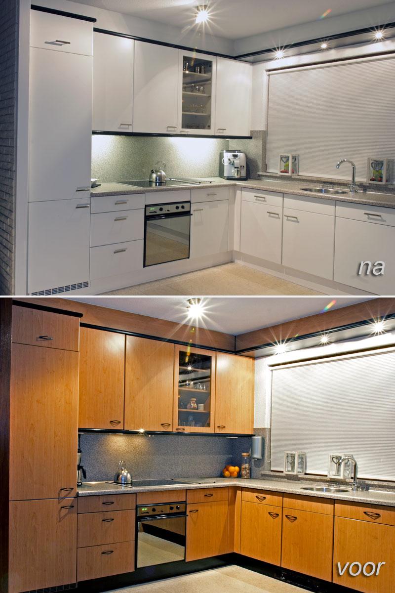 Keuken Schilderen Kosten : 427 x 640 jpeg 44kB, Keuken Spuiten Meubelspuiterij Eurobord Rotterdam